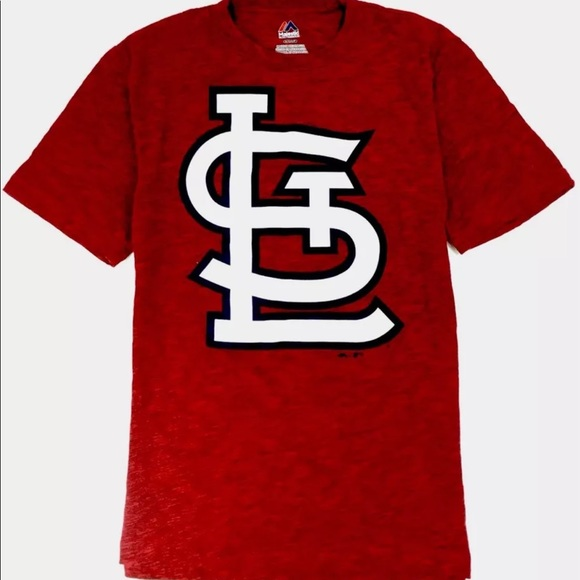 006f8dc2 Majestic Shirts | Adult St Louis Cardinals Tshirt Red | Poshmark